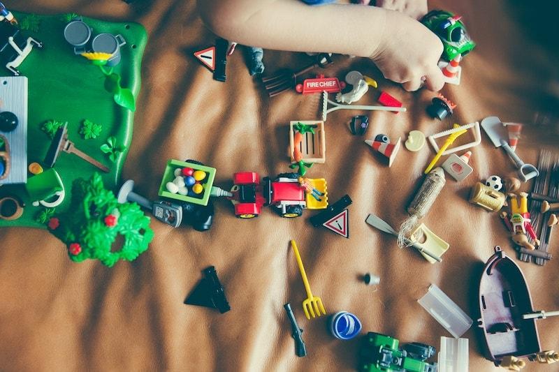 おもちゃ 比較