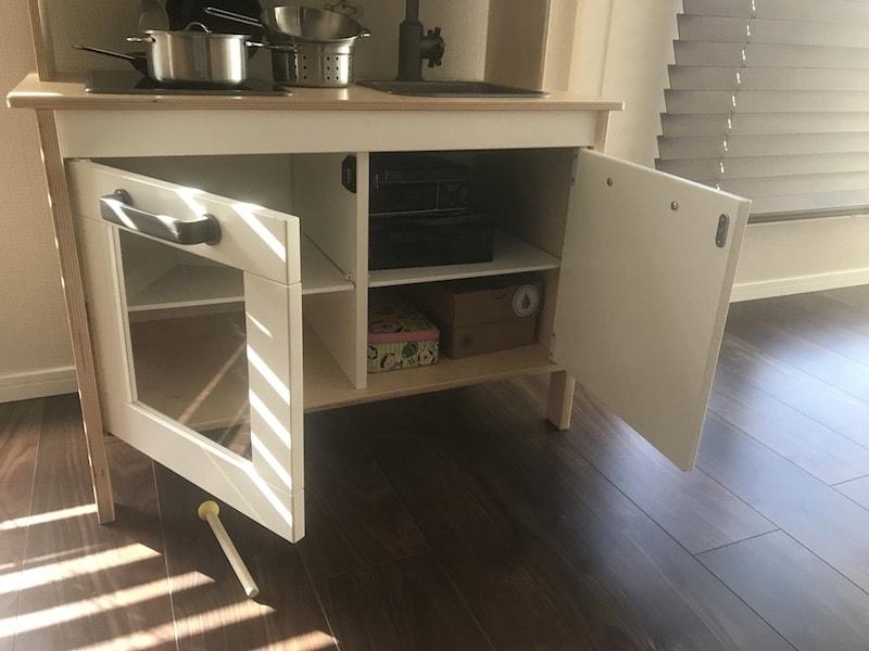 IKEAおままごとキッチン