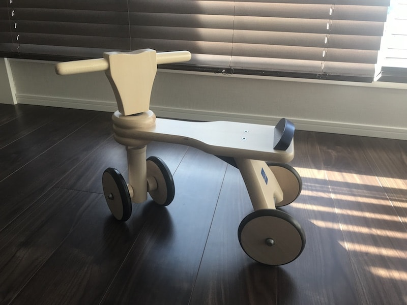 ボーネルンド三輪車
