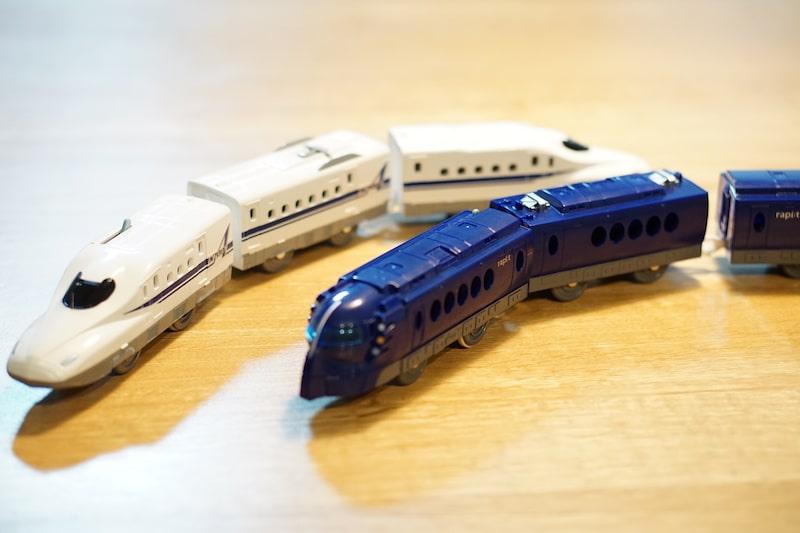 プラレール 電車
